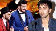 IIFA 2015 | Ranveer Singh INSULTS Deepika Padukone's Ex Boyfirend Ranbir Kapoor