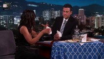 PUB  pour le Maroc de la part d'Emmanuelle Chriqui. Invitée à l'émission Jimmy Kimmel Live sur la chaîne américaine ABC, l'actrice d'origine marocaine a appris aux Américains à faire du thé à l