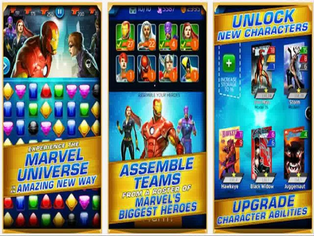Marvel Puzzle Quest Cheats Tool 2015 Cheats iOS/Android Free [New Version]