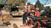 How-to Mill Logs at Staggs Lumber by Mitchell Dillman