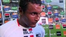 TOP 14 - Clermont - Toulouse: interview Thierry Dusautoir (TLS) - Demi-finale -2014-2015