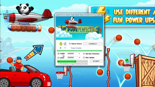 Dude Perfect 2 Hack {COINS CASH} Dude Perfect 2 Cheats iOS Android