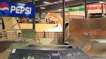 Gatorade Free Flow Tour - Rye Airfield BMX Park Highlight Video (2011) - Matt Ray, Josh Lane