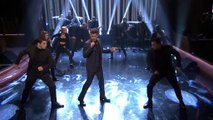 Ricky Martin en live chez Jimmy Fallon - Tonight Show du 5/06 sur MCM