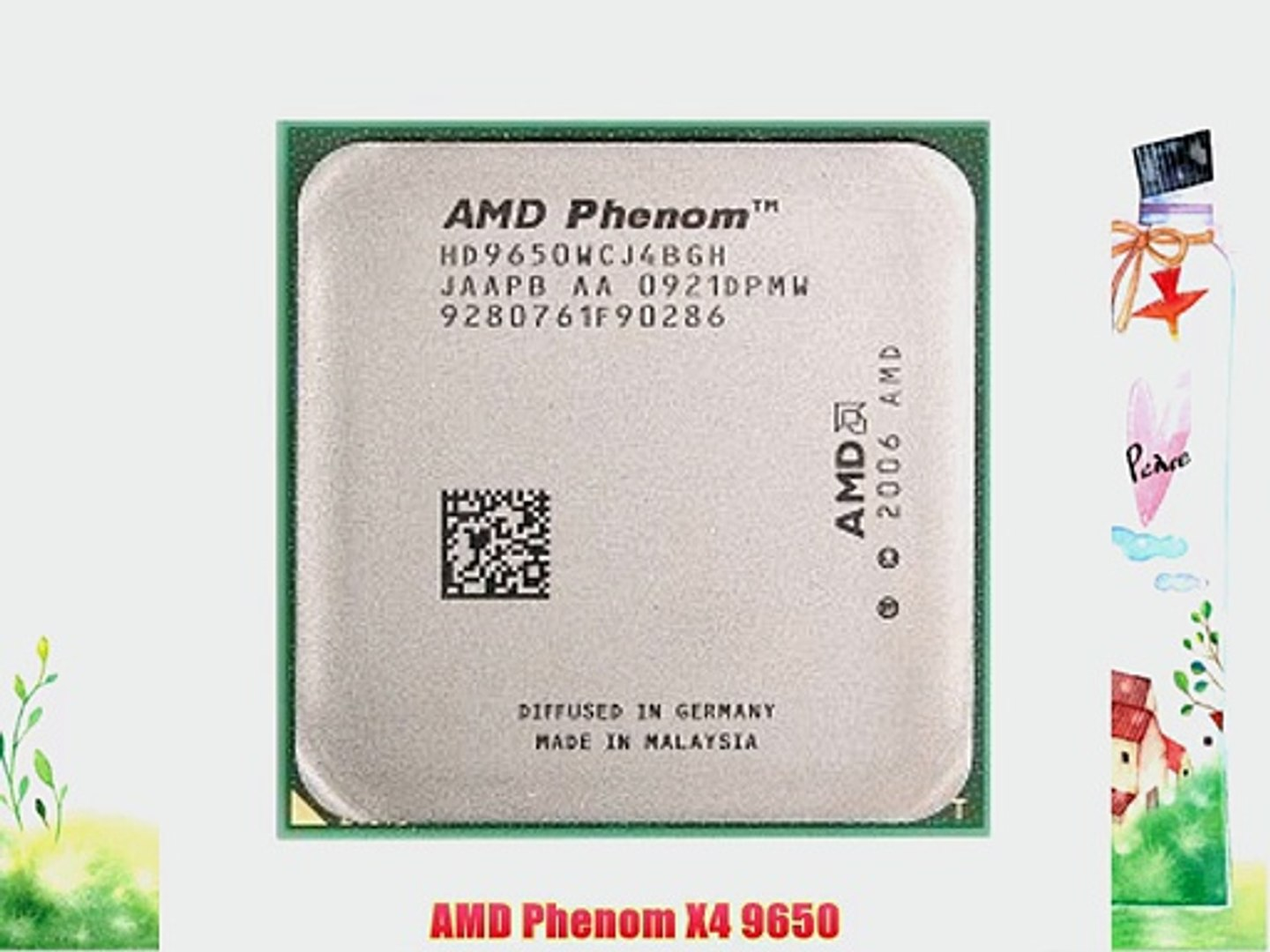 Computers Accessories Computer Components Amd Phenom Ii X4 940 Black Edition 3 0ghz 4x512kb Socket Am2 Internal Components Quad Core Cpu Menyari Com