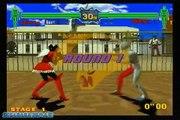 Fighting Vipers for Sega Saturn