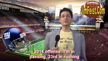 2015 NFC East Previews (NY Giants, Cowboys, Eagles, Redskins)