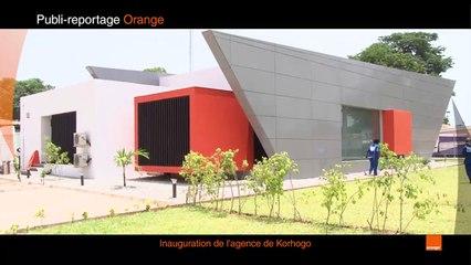 Inauguration de l'agence de Korhogo rti