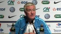 Foot - Bleus : Deschamps «Cabaye a une saison difficile»