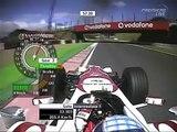F1 2006 Onboard Takuma Sato FP3 Suzuka GP
