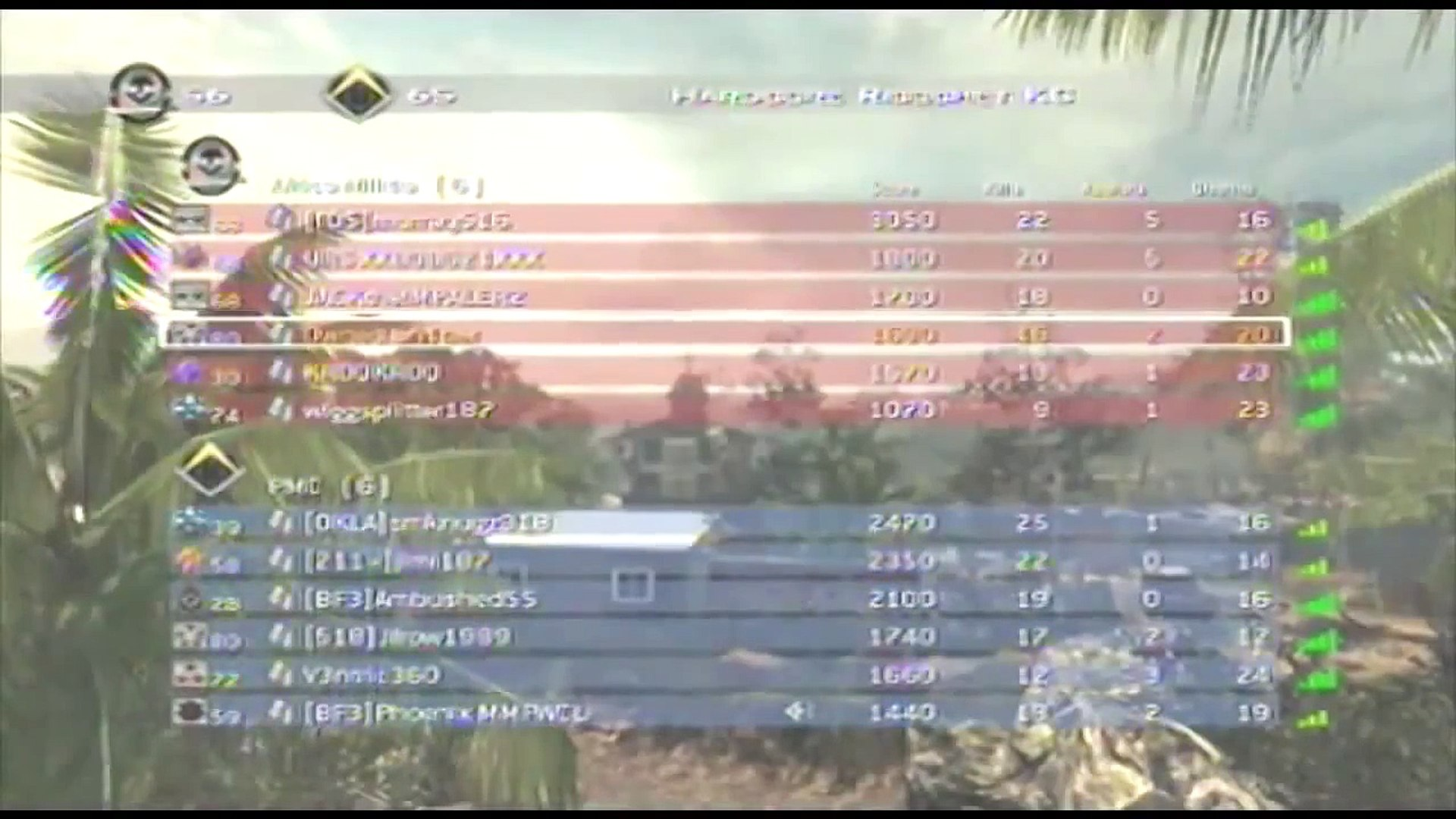 Gamer Rage V Toobin For The Cure MW3 Rage