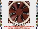 Noctua CPU Cooler NH-U12S LGA2011/1156/1155/1150 AM2/AM2 /AM3/AM3 /FM1/FM2 120mm