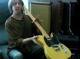 Fender Telecaster: Electric Guitar Setup : Truss Rod Adjustment: Fender Telecaster