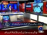 Aaj Shahzaib Khanzada Kay Sath - 9th June 2015