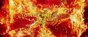 HUNGER GAMES : La Révolte Partie 2 - Bande-Annonce / Trailer [VF|HD1080p]