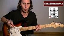 Como Improvisar y Crear Solos De Rock En Guitarra: Ejercicio #2 TCDG