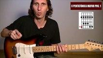 Como Improvisar y Crear Solos De Rock En Guitarra: Ejercicio #1 TCDG