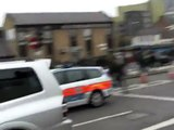 EDL and Muzzies clash on Queens Street St Georges Way