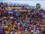 GP Brasil 1991  Vitória Ayrton Senna - Última Volta + Atendimento a Senna