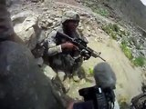 COMBAT FOOTAGE Soldiers Ambushed From Taliban AFGHANISTAN - video