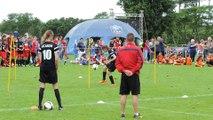 Festival Foot U13F Pitch : Défi jonglage