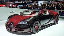 Bugatti Veyron Gran Sport Vitesse La Finale - 2015 Geneva Motor Show