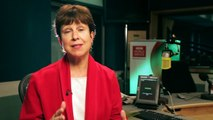 Five Minutes With... Lyse Doucet