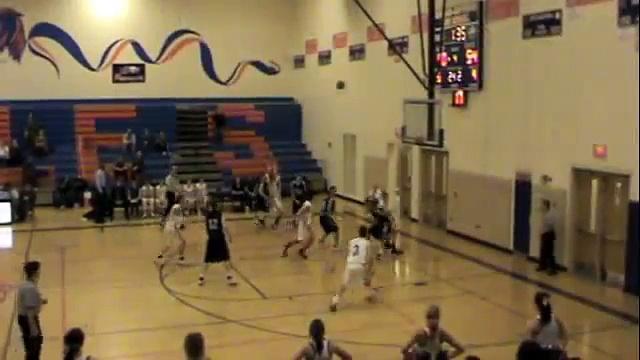 Jamaal Jones Basketball Highlights