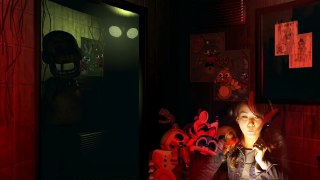 Ooo Scary Give Us Views Five Nights at Freddy s 3