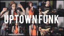 """""""Uptown Funk"""" - Mark Ronson ft. Bruno Mars (Cover by The Covers)"""