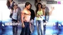 Tiger Shroff turns dance guru for Hrithik Roshan, Ranveer Singh and Arjun Kapoor at IIFA