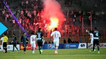 Chile Law Against Football Hooligans