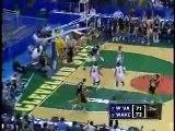 WVU basketball - Mountaineers beat WF in NCAA tournament