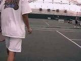 Brown Cub presents: Tennis Trickshots - The New Tweener