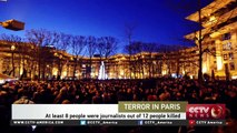 Claire San Filippo of Reporters Without Borders discusses Paris terror attack