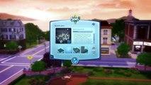 Les Sims 3 Vie Citadine - Découverte des vêtements, coiffure et accessoires (vidéo 1) [ HD ]
