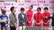 オリラジが直伝!8.6秒バズーカー「武勇伝」完コピへ 「日本女子博覧会-JAPAN GIRLS EXPO 2015 春-」会見1 #Oriental radio #Japan Girls Expo