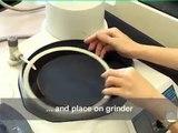 Polishing/grinding samples