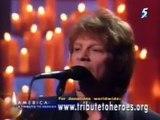 Bon Jovi - livin' on a prayer live acoustic