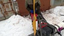 Аэросани сверхлегкие на 2 места (15 л.с.,центробежное сцепление) 50 кг.Киров