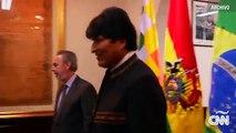 Evo Morales: El padre, el hijo, el hermano