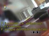 Roma - Tangenti, arrestato funzionario ministero Sviluppo (13.04.12)