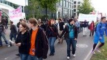 Der Papst kommt - Keine Macht den Dogmen - Demo in Berlin, Teil 1/2 [Do. 22.09.2011]