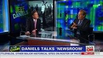 Jeff Daniels on  Sorkin and The Newsroom
