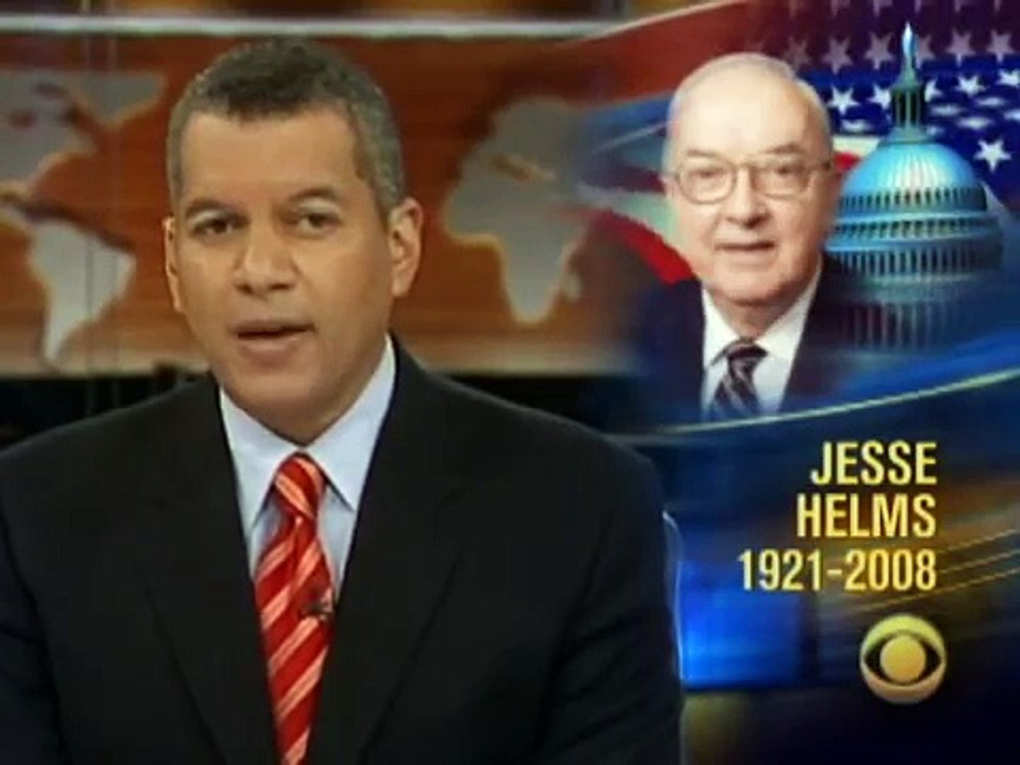 A Look Back At Jesse Helms