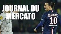 Journal du Mercato : le Milan AC veut dynamiter le mercato, ca bouge au PSG