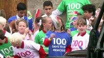 Coupe du monde de rugby: présentation de la coupe à J-100