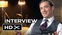Spy Interview - Jude Law (2015) - Melissa McCarthy, Jason Statham Comedy HD