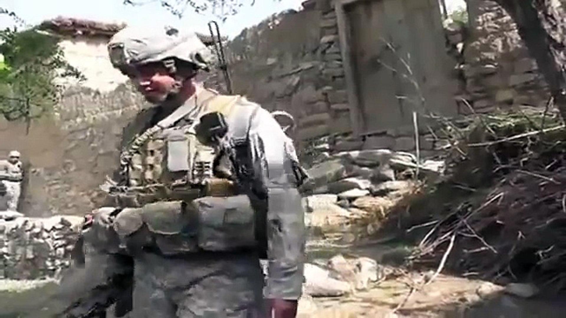 Ambush - soldier shot in head