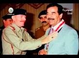 عاجل شاهد عملية اغتيال عزت الدوري نائب الرئيس الراحل صدام حسين بالعراق